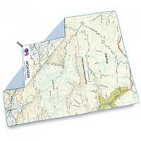 [해외]라이프벤쳐 SoftFibre Ordnance Survey Map Towel 4137090276 High Peak