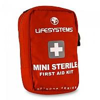 [해외]LIFESYSTEMS Mini Sterile First Aid Kit 4135876444 Red