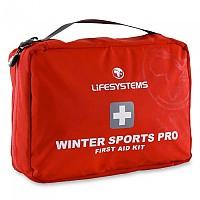 [해외]LIFESYSTEMS Winter Sports Pro First Aid Kit 4135876479 Red