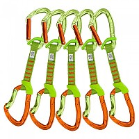[해외]클라이밍테크놀로지 Nimble EVO Set NY 5 Units 4136791927 Lime / Orange