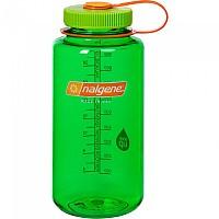 [해외]날진 Wide Mouth Bottle 1L 4137773792 Green / Orange