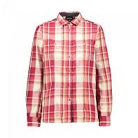 [해외]CMP Woman Shirt 4137702899 Magenta / Carminio
