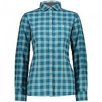 [해외]CMP Woman Shirt 4137702901 Deep Lake / Baltic