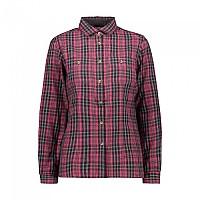 [해외]CMP Woman Shirt 4137702903 Carminio / Antracite