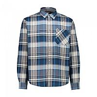 [해외]CMP Man Shirt 4137702906 Blue Ink / River