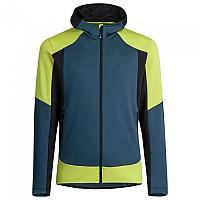[해외]몬츄라 Stretch Color 4137748592 Ash Blue / Lime Green
