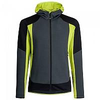 [해외]몬츄라 Stretch Color 4137748595 Piombo / Lime Green