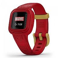 [해외]가민 Vivofit Junior 3 1137824424 Iron Man
