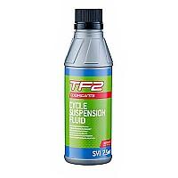 [해외]WELDTITE Cycle Suspension Fluid SAE 7.5 500ml 1136393377 Green