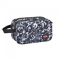 [해외]SAFTA Blackfit8 Skulls Carrying 2 Zippers 4.9L 3137343279 Grey / Black