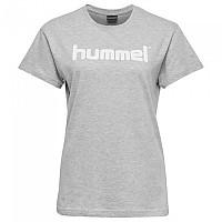 [해외]HUMMEL HML Go Cotton Logo 3137808245 Grey Melange