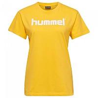 [해외]HUMMEL HML Go Cotton Logo 3137808249 Sports Yellow