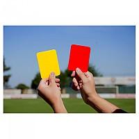 [해외]POWERSHOT Referee Card 2 Units 3137842393 Red / Yellow