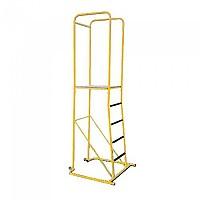 [해외]POWERSHOT Dismountable Volleyball Referee Chair 3137842599 Yellow
