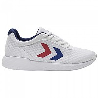 [해외]HUMMEL Legend Breather Man3137802928 White / Blue / Red