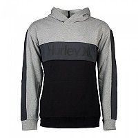 [해외]헐리 Blocked Pullover Fleece 14137606273 Dark Smoke Grey