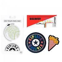 [해외]키플링 Sticker Set Antw Mix Col Ss20