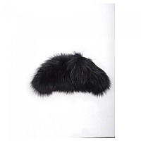 [해외]돌체앤가바나 721606 Fur Collar Black