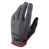 [해외]CHROME Cycling Gloves Grey / Black