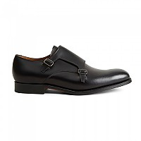 [해외]HACKETT En Duble Mnk Leather Goodyear Man137858784 Black