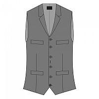 [해외]HACKETT Wool Sb Waistcoat Grey