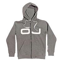 [해외]OJ Logo Full Zip Sweatshirt 9137716503 Black