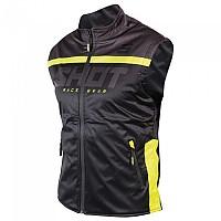 [해외]SHOT Bodywarmer Lite 2.0 9137711628 Black / Neon Yellow