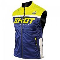 [해외]SHOT Bodywarmer Lite 2.0 9137711632 Navy / Neon Yellow