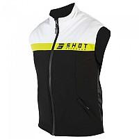 [해외]SHOT Bodywarmer Team 9137711633 Black / Neon Yellow