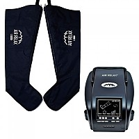 [해외]AIR RELAX PLUS Leg Recovery System & Boots 4137822999 Navy Blue / Black