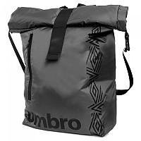 [해외]엄브로 Padded Roll Top Backpack 3137622311 Graphite / Black