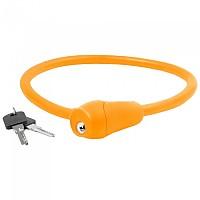 [해외]M-WAVE S 12.6 S Cable Lock 1137641603 Orange