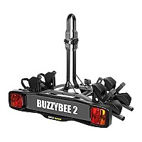 [해외]BUZZRACK Buzzybee Bike Rack For 2 Bikes 1137848382 Black