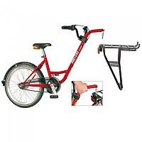 [해외]ROLAND Add+ Bike Trailer 3s 20´´ 1137484780 Red
