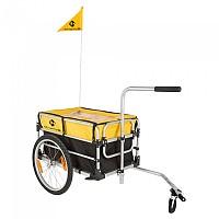 [해외]M-WAVE Stalwart Carry Fold 1 1137642111 Black / Yellow