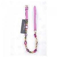 [해외]돌체앤가바나 713534 Women Jewel Leather Belt 137871474 Purple
