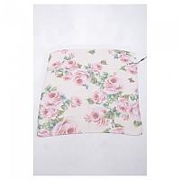 [해외]돌체앤가바나 733848 Women Silk Flowers Foulard Pink
