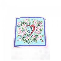 [해외]돌체앤가바나 733860 Women Silk Foulard Blue