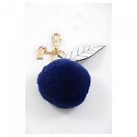 [해외]돌체앤가바나 733834 Women Fur Key Ring charm/metal Purple