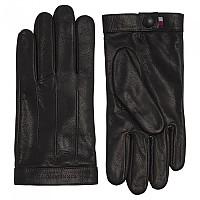 [해외]타미힐피거 SPORTSWEAR Logo Embossed Leather 137173583 Black