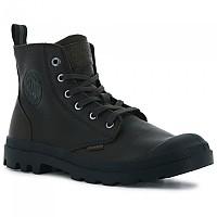 [해외]PALLADIUM Pampa Zip Leather Ess Man137867338 Dark Brown