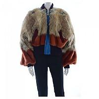 [해외]돌체앤가바나 733405 Women Furry Jacket Brown