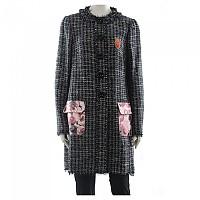 [해외]돌체앤가바나 730324 Women Coat Black