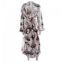 [해외]돌체앤가바나 729914 Women Silk Nightgown Pink