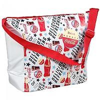 [해외]EZETIL Coca Cola Fresh 20L Cooling Bag 4137865867 White / Red