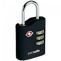 [해외]PACSAFE Prosafe 700 TSA Combination Padlock 4137877837 Black