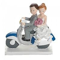 [해외]BOOSTER Wedding Figurine Scooter M/W/15 9137872214 Multicolour