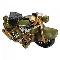[해외]BOOSTER Piggy Bank Motorcycle 13G 9137872358 Khaki