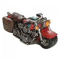 [해외]BOOSTER Piggy Bank Motorcycle 22R 9137872363 Red