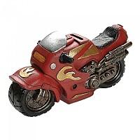 [해외]BOOSTER Piggy Bank Motorcycle 22RR 9137872364 Red
